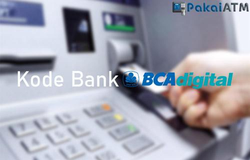 Kode Bank Digital BCA