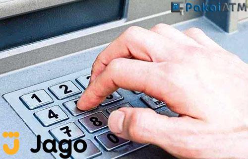 Kode Transfer Bank Jago Cara Masukkan Kode Biaya Admin