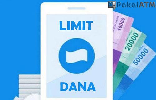 Limit Isi Saldo DANA Lewat Bank Jago