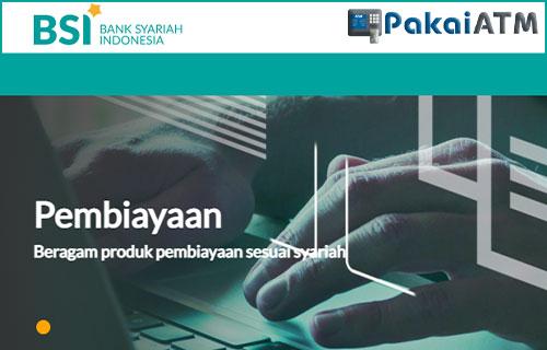 Pinjaman Bank Syariah Indonesia