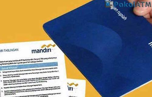 Syarat Buka Rekening Deposito Mandiri
