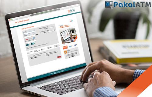 Transfer Melalui Internet Banking BNI