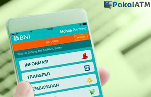 Transfer Melalui Mobile Banking BNI