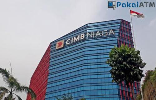 Alamat Kantor Pusat CIMB Niaga