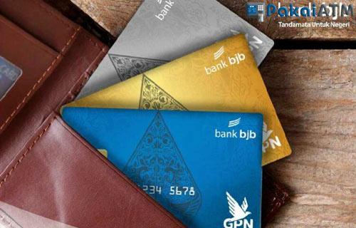 Biaya Administrasi kartu ATM BJB
