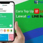 Cara Top Up LinkAja Lewat LINE Bank
