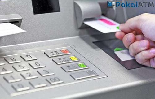 Kartu ATM Tidak Diizinkan