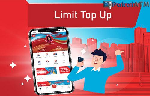 Limit Top Up LinkAja Lewat LINE Bank