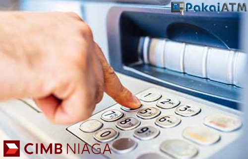 Lupa PIN ATM CIMB Niaga