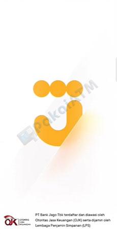 1. Buka Aplikasi Bank Jago