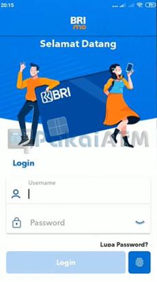 11. Coba Login dengan Password Baru