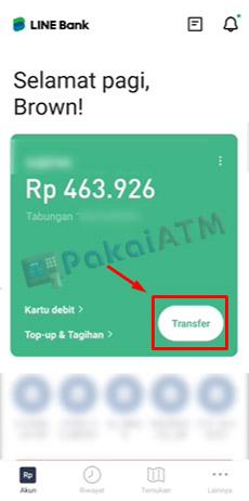 11. Tap Transfer