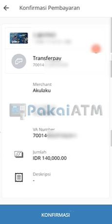 13. Konfirmasi Pembayaran