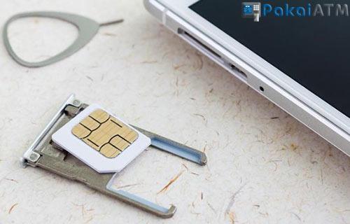 2. Cek SIM Card Nomor