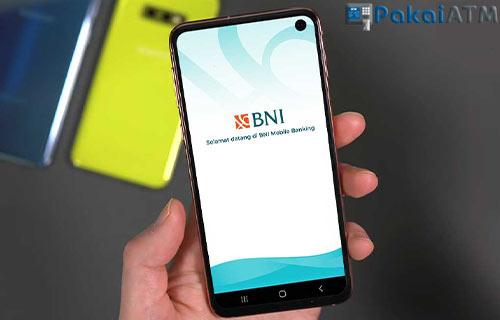 Cara Login BNI Mobile Banking di HP Baru