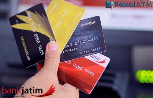Kartu ATM Bank Jatim Tidak Bisa Digunakan