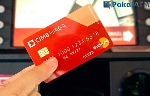 Kartu ATM CIMB Niaga Tidak Bisa Digunakan
