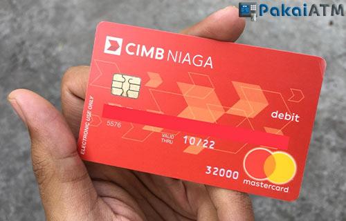 Penyebab Kartu ATM CIMB Niaga Tidak Bisa Digunakan