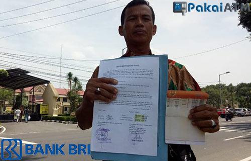Syarat Pengambilan Uang di Bank BRI Nasabah Meninggal