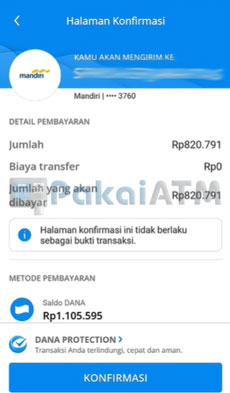 15. Konfirmasi Pembayaran Shopee PayLater