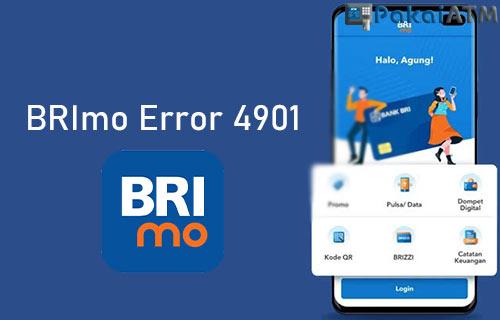 BRImo Error 4901