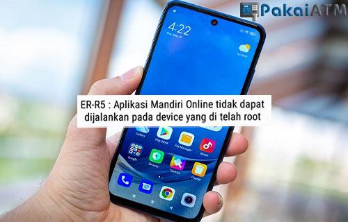 ER R5 Mandiri Online